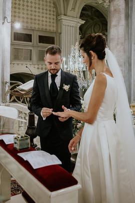 scambio fedi matrimonio alessandria