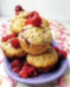 Vegan Muffins mit Himbeeren.jpg