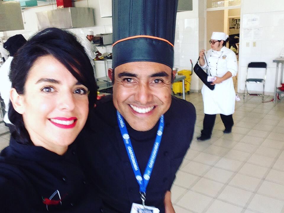 Chef Gerardo Montoya