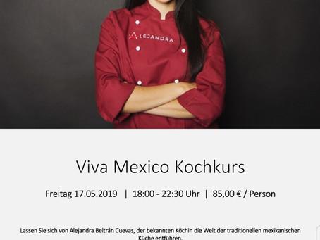 Mexikanische Kochkurs BERLIN