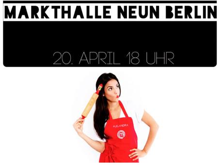 Alejandra Rockt die Markthalle Neun Berlin!