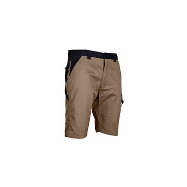 Bermuda multi-poches
