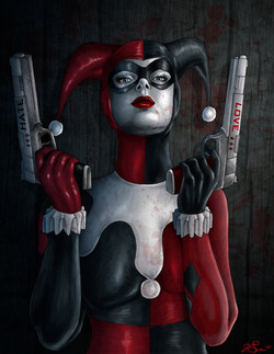 Harley Quinn - Color
