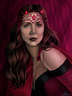 All-New Scarlet Witch