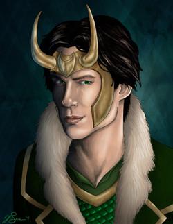 Loki - Colored