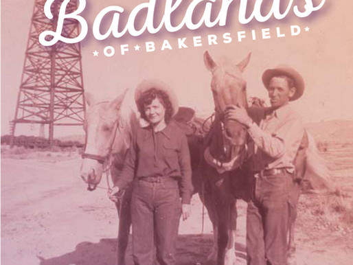 Reviews and Awards for Badlands of Bakersfield- Kama Ruby
