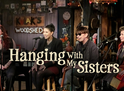 "Kama Ruby appears in ""Hanging With My SIsters"" Documentary on Female Indie Artists"