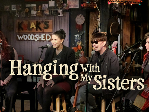 """Kama Ruby appears in """"Hanging With My SIsters"""" Documentary on Female Indie Artists"""