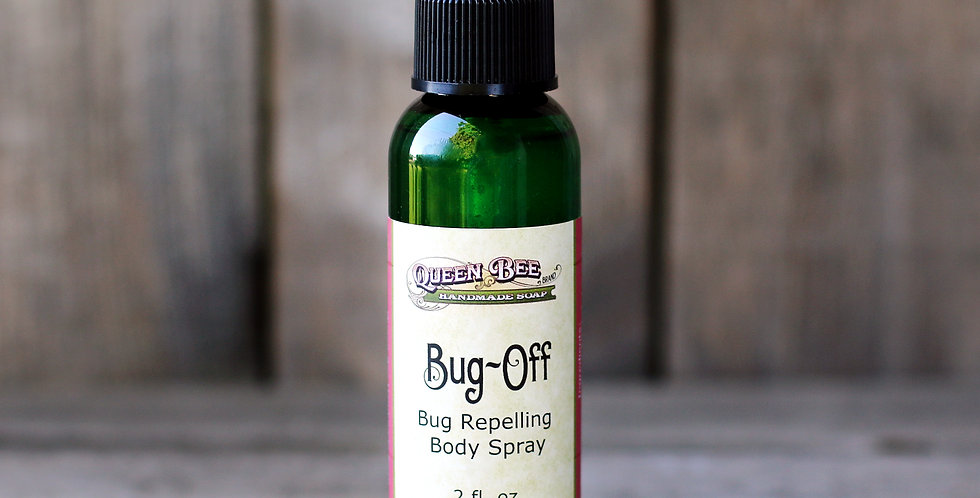 Bug Off Body Spray