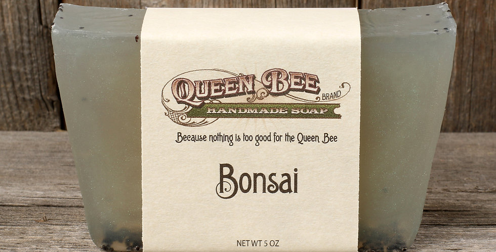 Bonsai Soap
