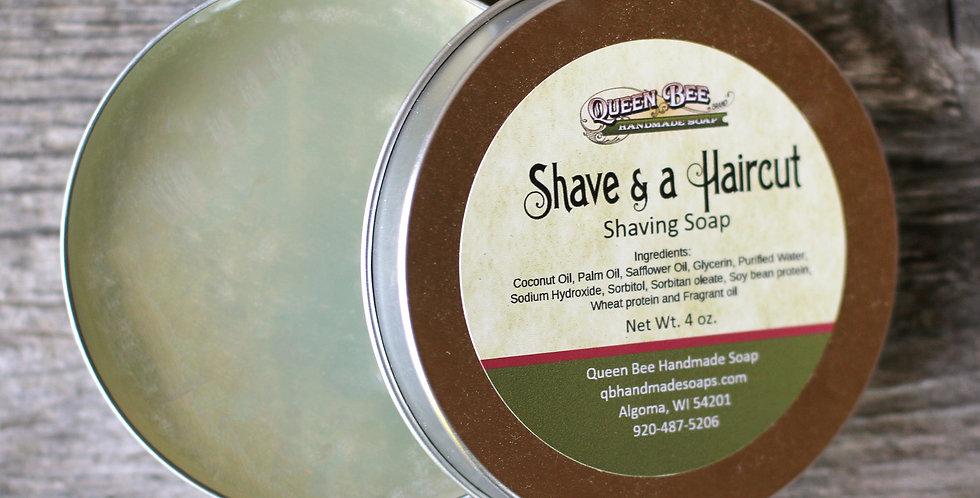 Shave & a Haircut Shaving Soap
