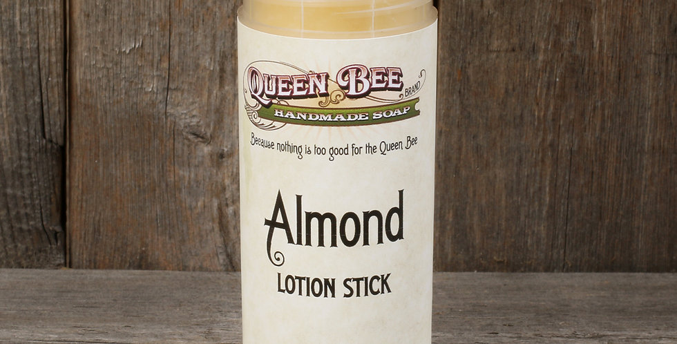Almond Lotion Stick