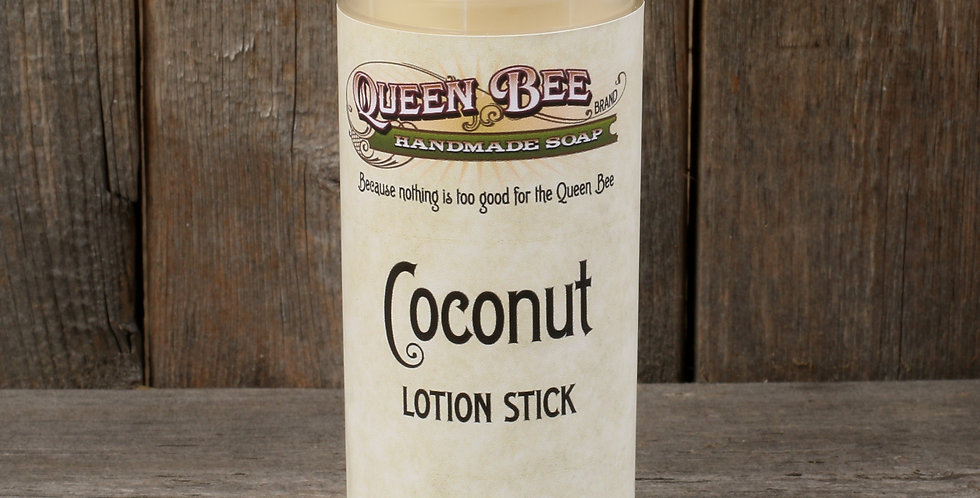 Coconut Lotion Stick