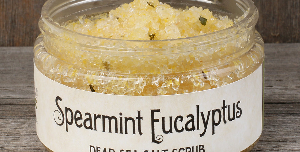 Spearmint Eucalyptus Scrub