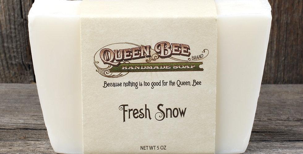 Fresh Snow Soap