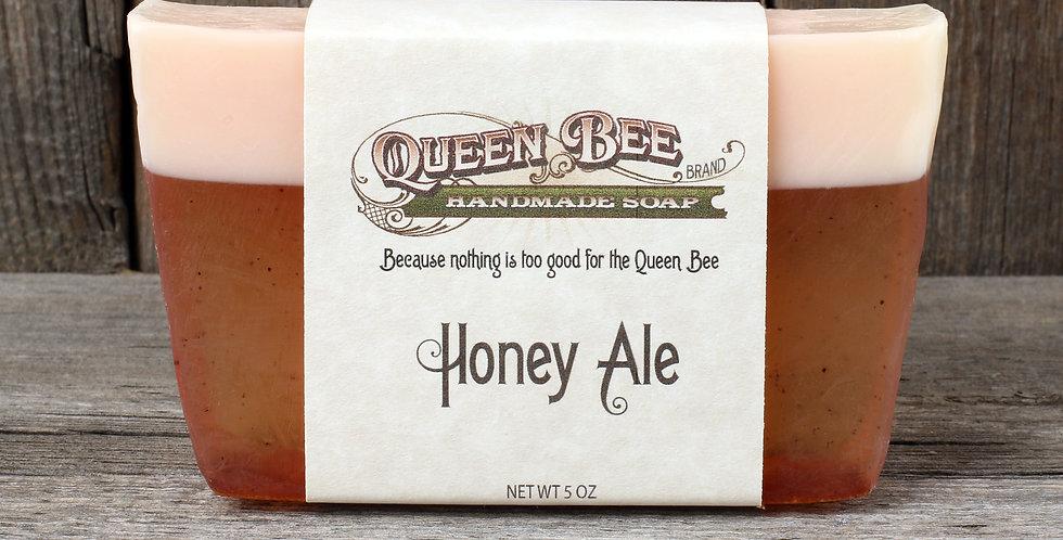 Honey Ale Soap