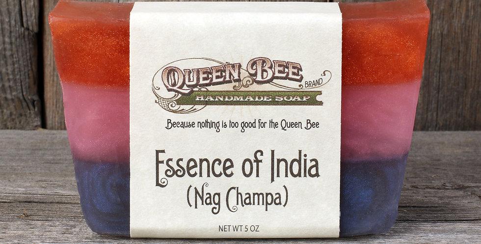 Essence of India Soap