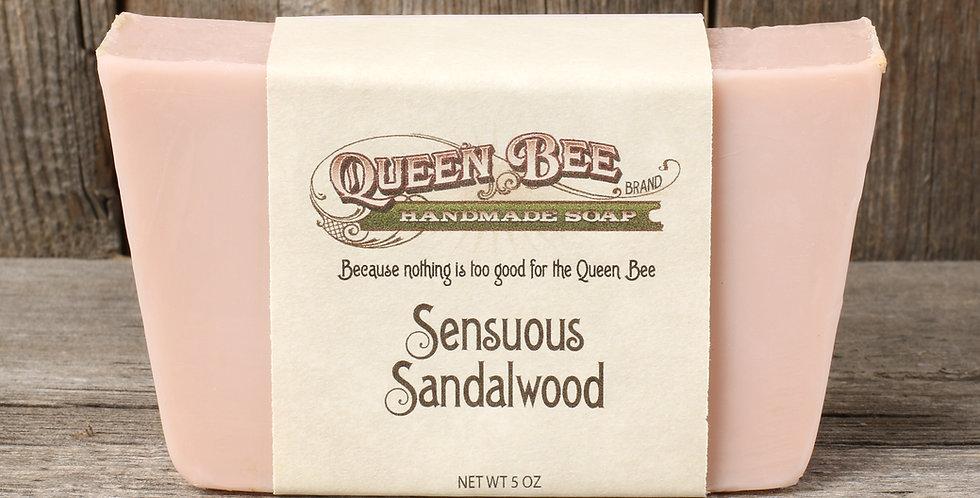 Sensuous Sandlewood Soap