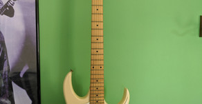 My New Old Guitar: Rehabbing a late-90s budget guitar.