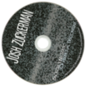 Josh Zuckerman Background Static of Pertpetual Discontent CD