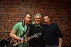 Josh Zuckerman, Tommy Maher, Paul G
