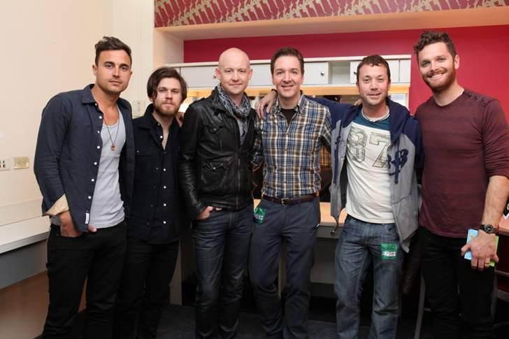 Josh Zuckerman and The Fray
