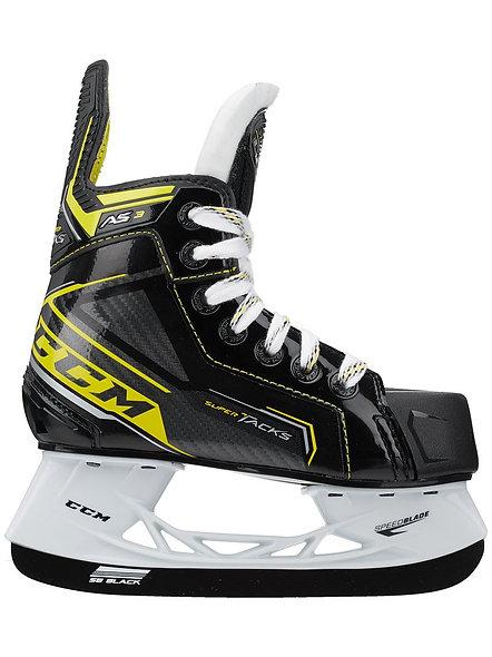 CCM Super Tacks AS3 Pro Youth Ice Hockey Skates