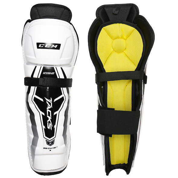 CCM Tacks 1052 Sr. Shin Guards