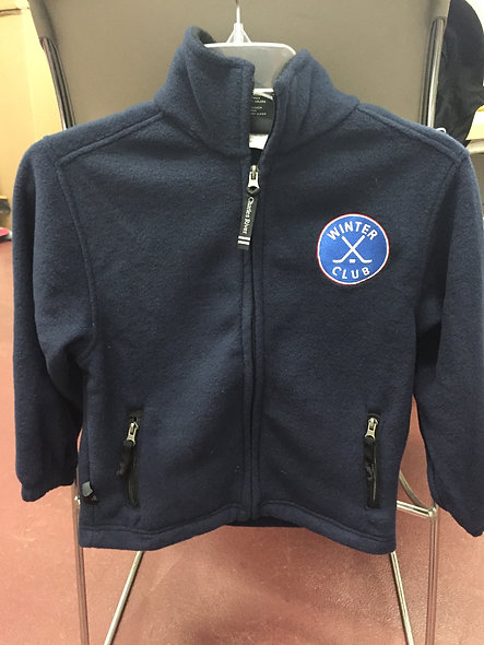Winter Club Youth Full Zip