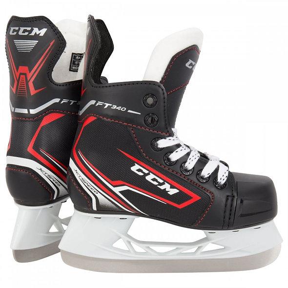 CCM JetSpeed FT340 Youth. Ice Hockey Skates