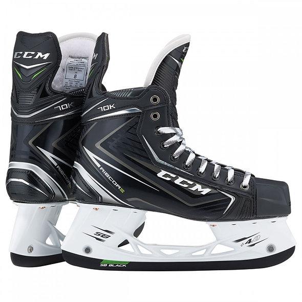 CCM Ribcor 70K Jr. Ice Hockey Skates