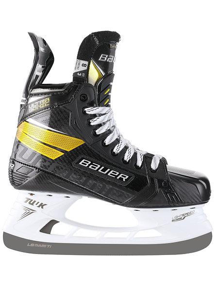Bauer Supreme UltraSonic Intermediate Ice Hockey Skates