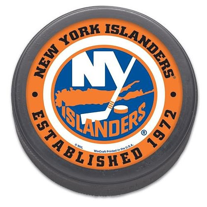 NHL Official Size Hockey Puck