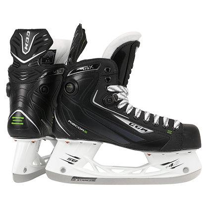 CCM RibCor 46K Pump Jr. Ice Hockey Skates