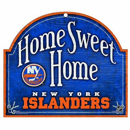 NHL Home Sweet Home Sign