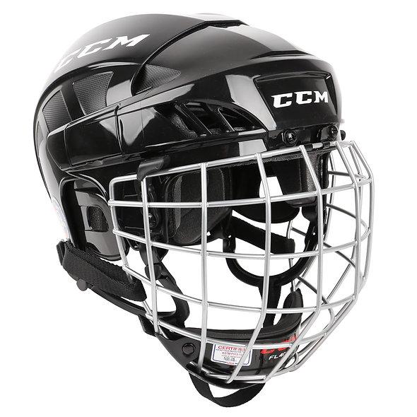 CCM FL40 Hockey Helmet Combo