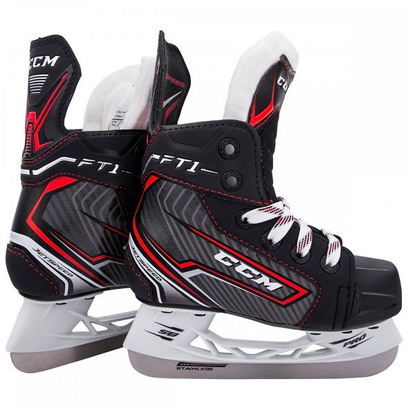 CCM Jetspeed FT1 Yth. Ice Hockey Skates