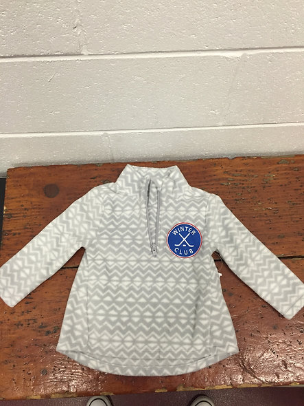 Winter Club Toddler Quarter Zip