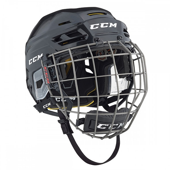CCM Tacks 310 Hockey Helmet Combo