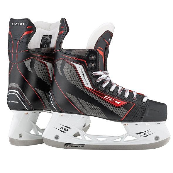 CCM JetSpeed 290 Jr. Ice Hockey Skates
