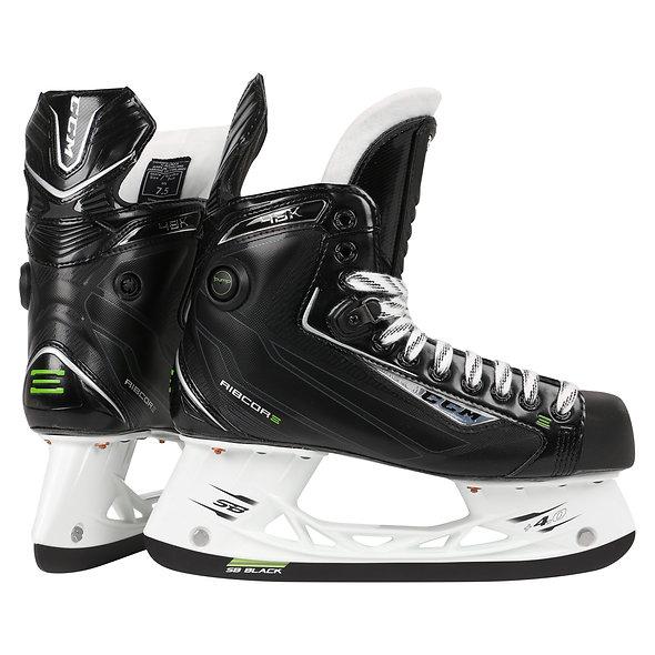 CCM RibCor 48K Pump Jr. Ice Hockey Skates