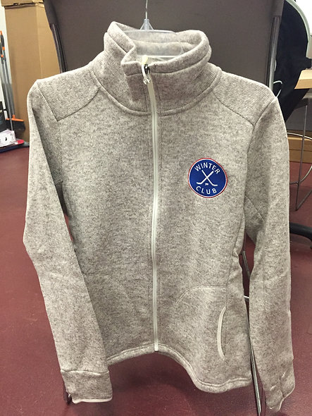 Winter Club Women's Full Zip Jacket