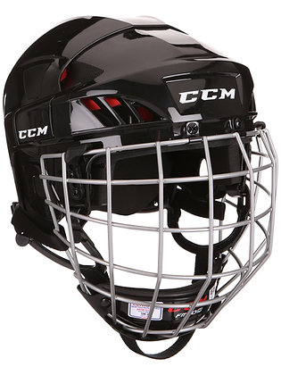 CCM 50 Hockey Helmet Combo