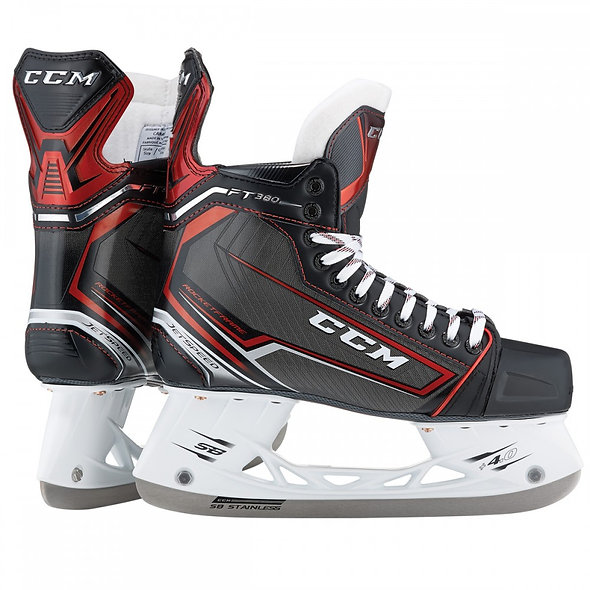 CCM JetSpeed FT380 Sr. Ice Hockey Skates