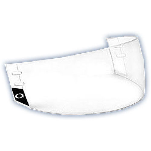 Oakley Pro Straight Clear Visor (without vents)