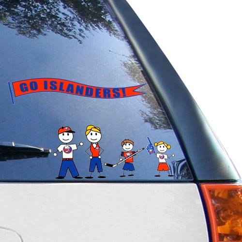 NHL Family Stickers