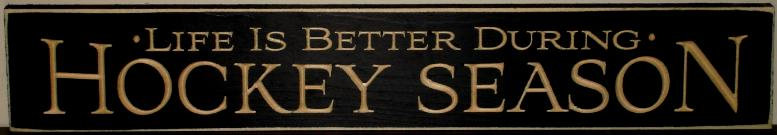 Life is better... Sign
