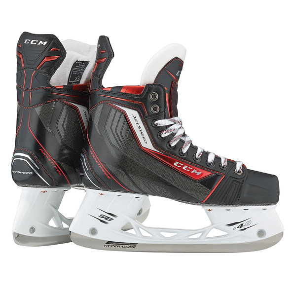 CCM JetSpeed Jr. Ice Hockey Skates