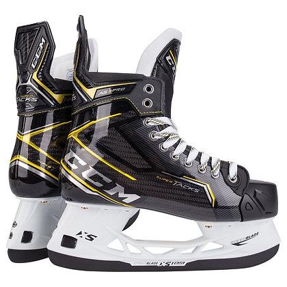 CCM Super Tacks AS3 Pro Intermediate Ice Hockey Skates