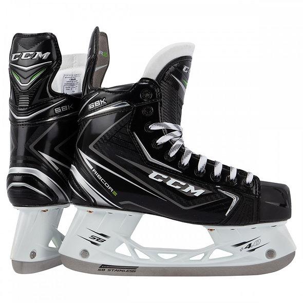 CCM Ribcor 68K Jr. Ice Hockey Skates